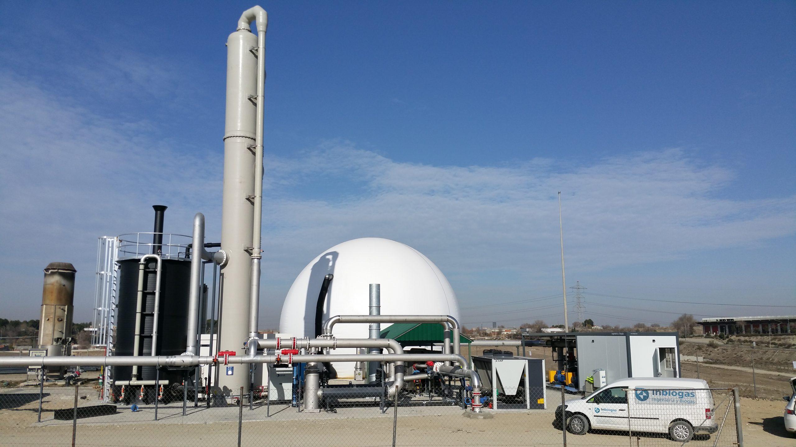 ingeniería y biogás